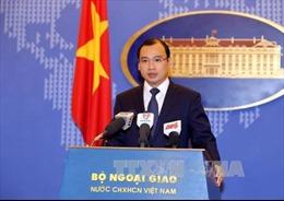 Việt Nam quan ngại việc Triều Tiên dùng công nghệ tên lửa đạn đạo