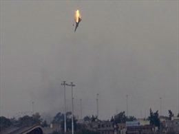 Máy bay MiG-23 bị bắn rơi tại Benghazi, Libya