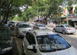 Đà Nẵng thực hiện cấm đỗ xe ngày chẵn, lẻ