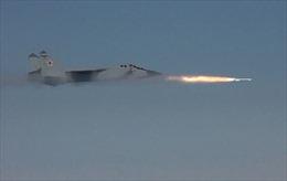 Xem MiG 31 Nga tiêu diệt tên lửa hành trình đối phương
