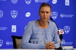 Sharapova phủ nhận đã được cảnh báo về Meldonium