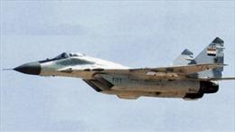 Phiến quân bắn rơi MiG 21 Syria