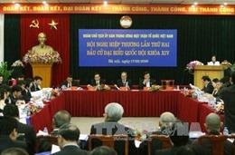 Hội nghị hiệp thương lần thứ hai bầu cử đại biểu Quốc hội