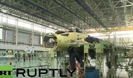 Nga tiết lộ quy trình sản xuất tiêm kích MiG-35