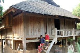 Lưu giữ nhà sàn truyền thống dân tộc Thái