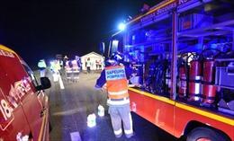 Tai nạn xe bus thảm khốc tại Pháp, 12 hành khách thiệt mạng