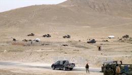 Tổng thống Nga chúc mừng Syria giành lại Palmyra