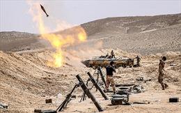 Video quân đội Syria giành thành cổ Palmyra
