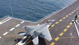 Nga đưa chiến đấu cơ MiG-29K/KUB tới Địa Trung Hải
