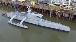 """Mỹ tiết lộ cỗ máy """"khủng"""" không người lái săn tàu ngầm"""