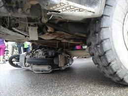 Xe khách xe máy đấu đầu, 3 người tử vong tại chỗ