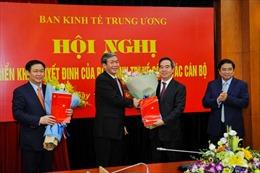 Ông  Nguyễn Văn Bình làm Trưởng ban Kinh tế Trung ương