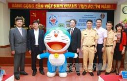 """""""Doraemon với an toàn giao thông tại Việt Nam"""""""