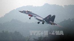 20 máy bay Su-Nga tập trận dội bom