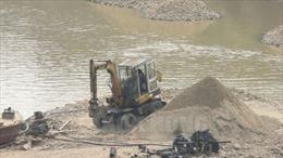 Chủ tịch tỉnh Bắc Giang phải chỉ đạo xử lý nạn cát tặc