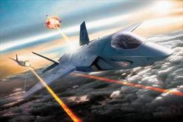 Mỹ lên kế hoạch trang bị súng laser cho máy bay chiến đấu