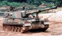 Hàn Quốc tập trận pháo binh gần biên giới Triều Tiên
