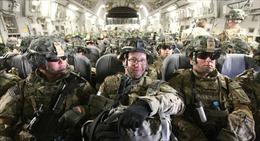 Đặc nhiệm Mỹ xây dựng hai cứ điểm đầu tiên ở Libya
