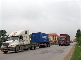 Thêm nhiều tuyến đường tại Hải Dương cấm xe tải 4 trục trở lên