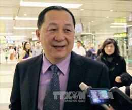 Triều Tiên bổ nhiệm Bộ trưởng Ngoại giao mới