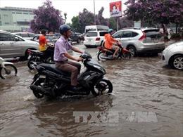 Hà Nội tiếp tục có mưa rất to và dông