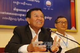 Dính bê bối tình dục, Phó Chủ tịch CNRP không trình diện toà