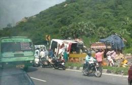 Tai nạn giao thông tại Ấn Độ, 17 người thiệt mạng