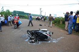 Đắk Nông: Tông xe máy liên hoàn, 6 người thương vong