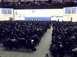 Khai mạc Diễn đàn kinh tế quốc tế Saint-Peterburg