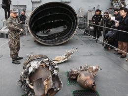 Nhật Bản phát hiện mảnh vỡ nghi của tên lửa Triều Tiên