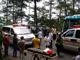 Khắc phục hậu quả vụ TNGT nghiêm trọng tại Đà Lạt