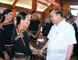 Thủ tướng Nguyễn Xuân Phúc làm việc tại Đắk Lắk