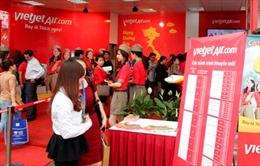3.000 vé Vietjet giá từ 0 đồng tại Hội chợ Du lịch Đà Nẵng