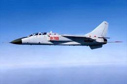 Chiến đấu cơ Trung Quốc xâm phạm không phận Ấn Độ