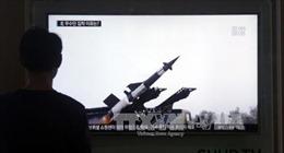 Nhật, Mỹ, Hàn lên án vụ phóng tên lửa của Triều Tiên