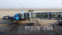 Tăng cường chặn hiện tượng chiếu laser vào sân bay Nội Bài