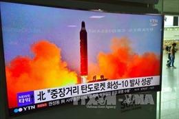 Tên lửa của Triều Tiên đã lên tới khoảng không vũ trụ