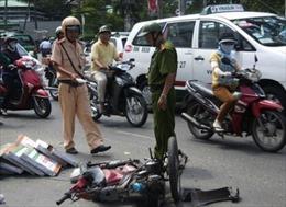 Giảm sâu cả 3 tiêu chí về tai nạn giao thông