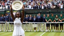 """""""Vương triều"""" lịch sử của Serena"""