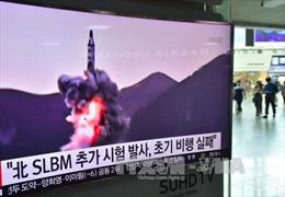 Hàn-Mỹ-Nhật nhất trí thúc đẩy phi hạt nhân hóa Triều Tiên