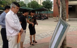 """Giảm áp lực """"điểm nóng"""" tuyển sinh đầu cấp ở Hà Nội"""