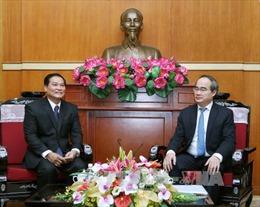 Ủy ban Trung ương Mặt trận Việt Nam – Lào thúc đẩy hợp tác
