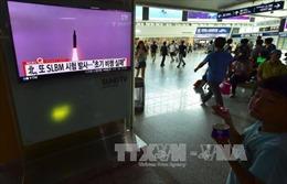 Triều Tiên phóng 3 tên lửa đạn đạo
