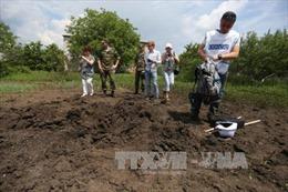 Nga bắt giữ phiên dịch OSCE làm gián điệp cho Ukraine