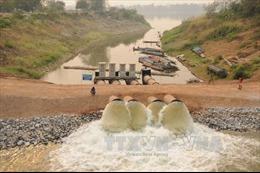 Rủi ro tiềm ẩn từ các dự án chuyển nước sông Mekong