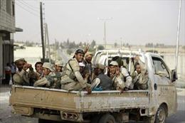 IS có 48 giờ để rời khỏi Manbij, Aleppo