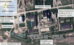 Khả năng đã xác định vị trí cơ sở hạt nhân Triều Tiên