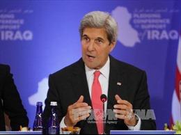 Ngoại trưởng Mỹ kêu gọi các biện pháp mới chống IS