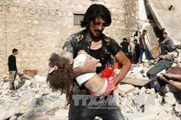 Phiến quân nã cối vào Damascus, gần 30 người thương vong