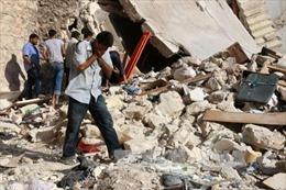 Israel bắn 2 quả tên lửa sang lãnh thổ Syria